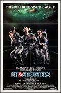 """Movie Posters:Comedy, Ghostbusters (Columbia, 1984). Folded, Very Fine/Near Mint. OneSheet (27"""" X 41""""). Musical.. ..."""