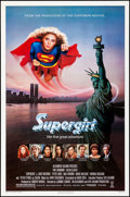 "Movie Posters:Adventure, Supergirl & Other Lot (Tri-Star, 1984). Rolled, Very Fine. OneSheets (3) (27"" X 41"" & 27"" X 40.5""). Adventure.. ....."
