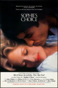 """Movie Posters:Drama, Sophie's Choice & Other Lot (Universal, 1982). Rolled, VeryFine-. One Sheets (2) (27"""" X 41"""") Advance. Drama.. ... (Total: 2Items)"""