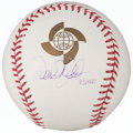 Autographs:Baseballs, 2006 Derek Jeter World Baseball Classic Single Signed Limited Edition Baseball....