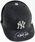 Baseball Collectibles:Hats, Derek Jeter Signed Limited Edition Batting Helmet. ...