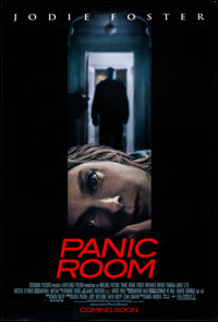 """Panic Room & Other Lot (Columbia, 2002). Rolled, Very Fine-. One Sheets (3) (26.75"""" X 39.75"""" & 27""""..."""