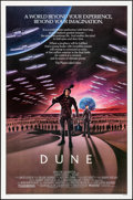 """Movie Posters:Science Fiction, Dune (Universal, 1984). Rolled, Very Fine+. One Sheet (27"""" X 41"""").Science Fiction.. ..."""