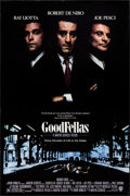 """Movie Posters:Crime, Goodfellas (Warner Brothers, 1990). Rolled, Very Fine. One Sheet(27"""" X 40.5"""") DS. Crime.. ..."""