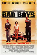 """Movie Posters:Action, Bad Boys & Other Lot (Columbia, 1995). Rolled, Very Fine. OneSheets (3) (26.75"""" X 39.75"""", 27"""" X 40"""", & 27"""" X 40.25"""")..."""