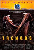 "Movie Posters:Comedy, Tremors & Other Lot (Universal, 1990). Rolled, Fine/Very Fine.One Sheets (2) (26.75"" X 39.75"" & 27"" X 39.75"") SS. Co..."