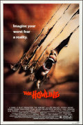 """Movie Posters:Horror, The Howling & Other Lot (Avco Embassy, 1981). Folded, VeryFine+. One Sheets (2) (27"""" X 41""""). Stan Watts Artwork. Hor..."""