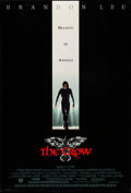 "Movie Posters:Action, The Crow (Miramax, 1994). Rolled, Very Fine+. One Sheet (27"" X 40"" SS). Action.. ..."