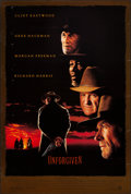 "Movie Posters:Western, Unforgiven (Warner Brothers, 1992). Rolled, Fine/Very Fine. OneSheet (27"" X 40"") DS. Western.. ..."