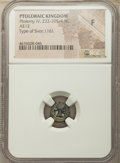 Ancients:Ancient Lots  , Ancients: ANCIENT LOTS. Greek. Ptolemaic Egypt. Ca. 246-116 BC. Lotof four (4) AE issues. NGC Good-VF.... (Total: 4 coins)