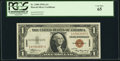 Fr. 2300 $1 1935A Hawaii Silver Certificate. PCGS Gem New 65