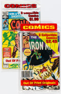 Bronze Age (1970-1979):Miscellaneous, Bronze to Modern Age Comics 3-Packs Group of 2 (Various Publishers, 1970s-90s)....