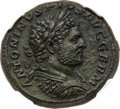 Ancients:Roman Imperial, Ancients: Caracalla (AD 198-217). AE As (26mm, 10.75 gm, 5h). NGCAU 4/5 - 3/5, Fine Style, light smoothing....