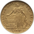 Chile, Chile: Republic gold 2 Escudos 1844 So-IJ XF40 NGC,...