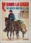 Movie Posters:Western, Lawman (United Artists, 1971). Folded, Fine/Very Fine....