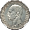 German States:Oldenburg, German States: Oldenburg. Friedrich August 2 Mark 1900-A AU Details(Cleaned) NGC,...