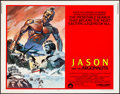 "Movie Posters:Fantasy, Jason and the Argonauts (Columbia, R-1978). Rolled, Very Fine-.Half Sheet (22"" X 28""). Gary Meyer Artwork. Fantasy."