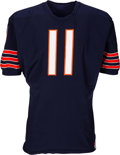 Football Collectibles:Uniforms, Early 1970's Jack Concannon Chicago Bears Jersey....