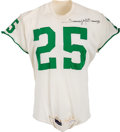 Football Collectibles:Uniforms, Early 1960's Tommy McDonald Game Worn & Signed Philadelphia Eagles Jersey....