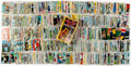 Memorabilia:Trading Cards, Sports Trading Cards Group (Various Publishers, 1970-80s)....