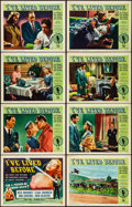 """Movie Posters:Fantasy, I've Lived Before (Universal International, 1956). Very Fine-. Lobby Card Set of 8 (11"""" X 14""""). Fantasy.. ... (Total: 8 Items)"""