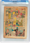 Golden Age (1938-1955):Humor, Archie Comics #1 Coverless - Incomplete (Archie, 1942) CGC NG (No Grade) Cream to off-white pages....