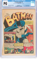 Golden Age (1938-1955):Superhero, Detective Comics #35 Pages 1-6 Only (DC, 1940) CGC PG Off-white to white pages....
