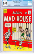 Silver Age (1956-1969):Humor, Archie's Madhouse #22 (Archie, 1962) CGC FN 6.0 Off-white to white pages....