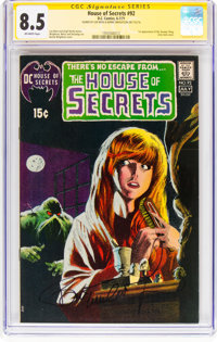 House of Secrets #92 Signature Series (DC, 1971) CGC VF+ 8.5 Off-white pages