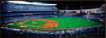Baseball Collectibles:Others, 1996 Yankee Stadium World Series Game Six Original Painting by Andy Jurinko....