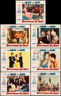 Movie Posters:Comedy, Hollywood or Bust & Other Lot (Paramount, 1956). Fine/Very...
