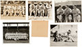 Baseball Collectibles:Photos, 1950's Enos Slaughter Original Photographs Lot of 15 from The EnosSlaughter Collection. ...