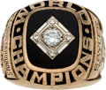 Baseball Collectibles:Others, 1967 St. Louis Cardinals World Series Championship Ring....