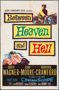 """Movie Posters:War, Between Heaven and Hell & Other Lot (20th Century Fox, 1956). Folded, Overall: Fine/Very Fine. One Sheets (2) (27"""" X 41"""") & ... (Total: 10 Items)"""