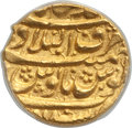 Afghanistan, Afghanistan: Durrani. Ahmad Shah gold Mohur ND (Possibly RegnalYear 18) MS64 PCGS,...