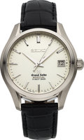 "Timepieces:Wristwatch, Grand Seiko, 18k White Gold ""Special"" Hi Beat, Ref. SBGH019, Circa 2012. ..."