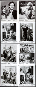 """Movie Posters:Comedy, Mr. Mom & Other Lot (20th Century Fox, 1983). Overall: VeryFine/Near Mint. Photos (47) (Approximately 8"""" X 10"""") & Co..."""