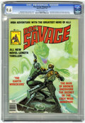 Magazines:Superhero, Doc Savage #5 (Marvel, 1976) CGC NM+ 9.6 Off-white to whitepages....