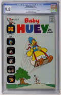 Bronze Age (1970-1979):Cartoon Character, Baby Huey, the Baby Giant #91 File Copy (Harvey, 1970) CGC NM/MT9.8 Off-white to white pages....