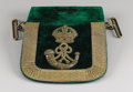 Royal Memorabilia:British, British Regimental Cartridge Case. 1901-1914. A cartridgecase of the Kings Own Yorkshire Light Infantry, the cover ap...