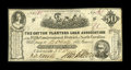 Obsoletes By State:South Carolina, Unionville, SC- The Cotton Planters Loan Association of the FifthCongressional District $50 May 13, 1862 Sheheen 1102. ...
