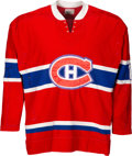 Hockey Collectibles:Uniforms, 1972-73 Guy Lafleur Game Worn Montreal Canadians Jersey. ...