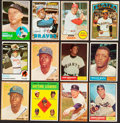 Baseball Cards:Lots, 1960's - 1970's Multiple Brands Baseball Shoe Box Collection (1,000+) With Stars. ...