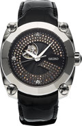 Timepieces:Wristwatch, Seiko, Galante Glitter, Stainless Steel, Automatic, LimitedEdition, Ref. SBLL023, Circa 2000s. ...