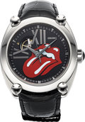 Timepieces:Wristwatch, Seiko, Galante Rolling Stones 50th Anniversary, Stainless Steel, Automatic, Limited Edition, Ref. SBLL017, Circa 2012 . ...