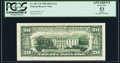 Error Notes:Third Printing on Reverse, Third Printing on Back Error Fr. 2077-D $20 1990 Federal Reserve Note. PCGS Apparent About New 53.. ...