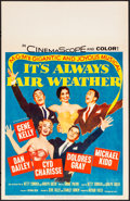 Movie Posters:Musical, It's Always Fair Weather & Other Lot (MGM, 1955). Very Fin...