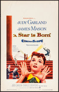 Movie Posters:Musical, A Star Is Born (Warner Brothers, 1954). Very Fine....