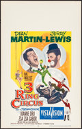 Movie Posters:Comedy, 3 Ring Circus & Other Lot (Paramount, 1954). Overall: Very...