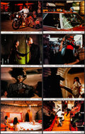"Movie Posters:Blaxploitation, Cleopatra Jones and the Casino of Gold (Warner Brothers, 1975).Very Fine/Near Mint. Mini Lobby Card Set of 8 (8"" X 10""). Bl...(Total: 8 Items)"